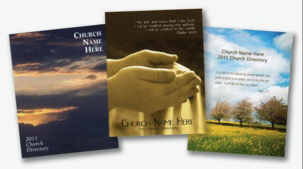 church directories